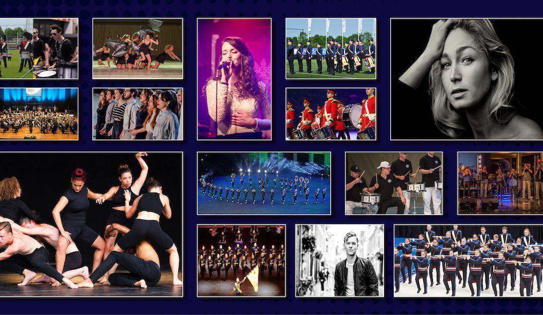 Totaaltheaterspektakel met zeventien acts van wereldniveau