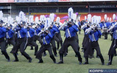 Blue Devils International Corps schrapt Europese tour