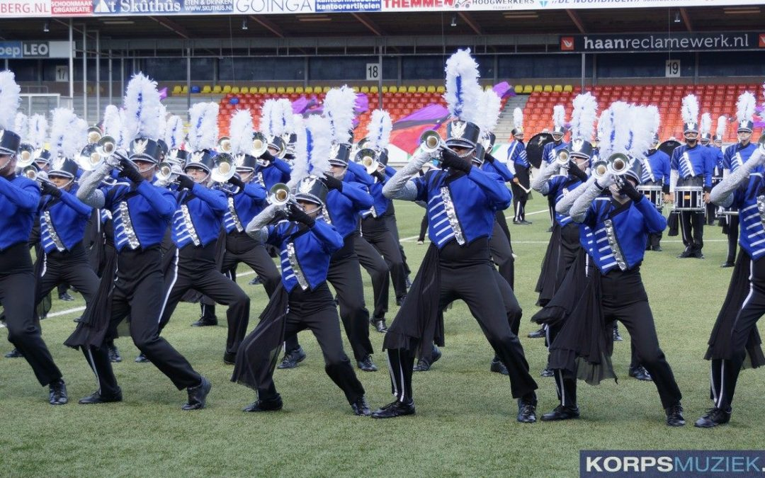 Blue Devils International Corps schrapt Europese tour